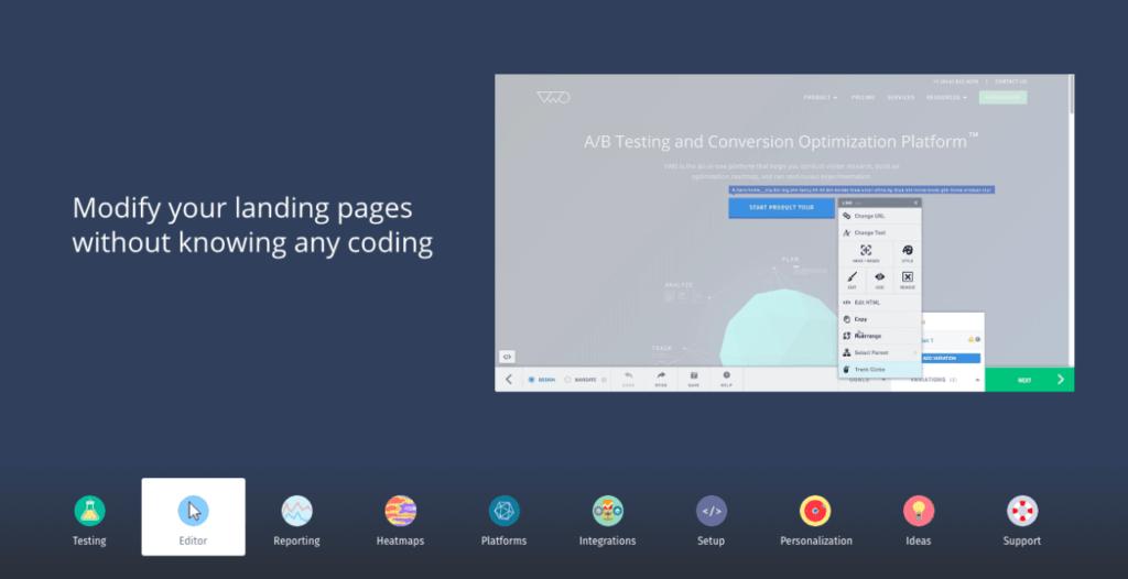 outils analyse ecommerce image exemple visual web optimizer