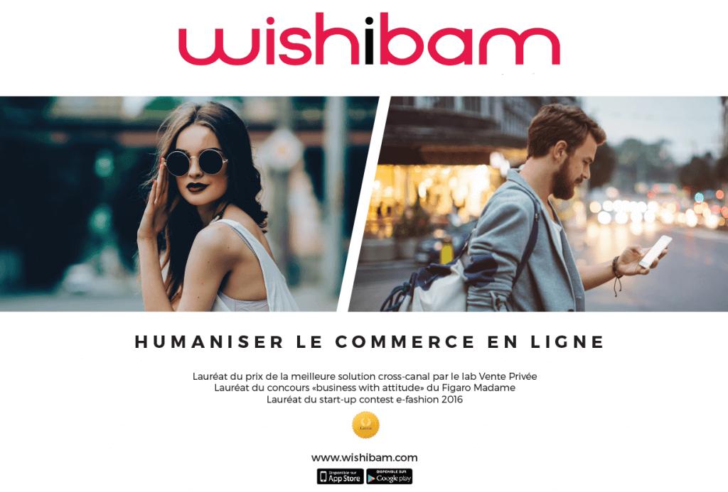 wishibam, humaniser le commerce en ligne